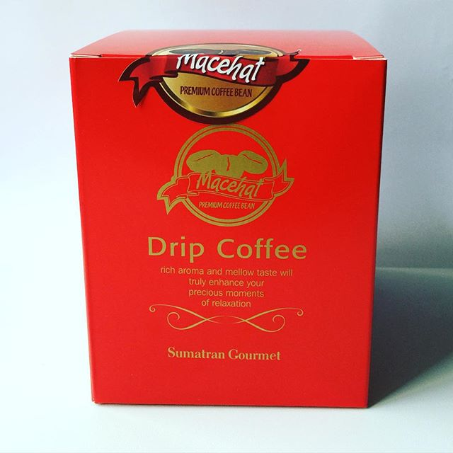 Gourmet Drip Coffee *specially designed for travelers **highly recommended