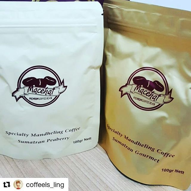 #Repost @coffeels_ling (@get_repost)・・・#wakeupandsmellthecoffee #coffeefeels #coffeefeelings #coffeeislove #coffeeislovecoffeeislife #coffeeist #coffeeholic #coffeelover️ #needmorecoffee #macehat #macehatcoffee #macehatmedan #macehatcoffeeshop #mandheling #mandhelingcoffee #sumatranpeaberry #sumatrangourmet #medan #indonesia #loveit️ #loveiswhereyoufindit