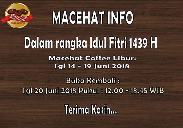 Macehat Info ..