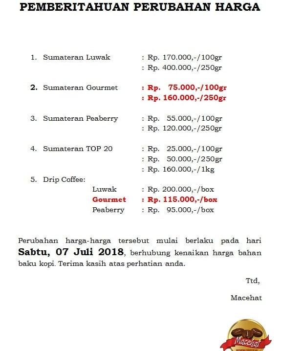 Macehat Info ...