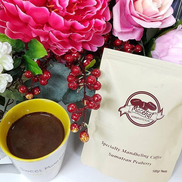 #Repost @wani_lo• • • #macehatcoffee #premiumcoffee #mandhaelingcoffee #coffeelovers #indonesiancoffee