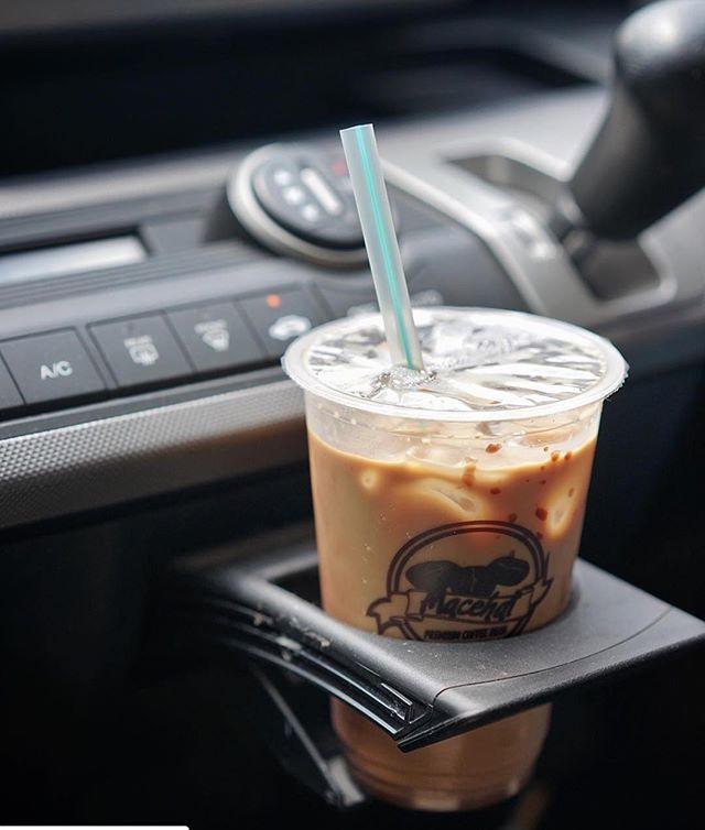 #Repost @wi.sely with @get_repost・・・Akhir-akhir ini lagi demen es kopi dingin. Pake susu atau enggak yang penting dingin ..#macehatcoffee#makanmana #WTFoodies #eatpostrepeat #hobikopi